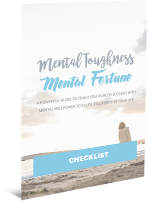 Mental Toughness Mental Fortune Checklist