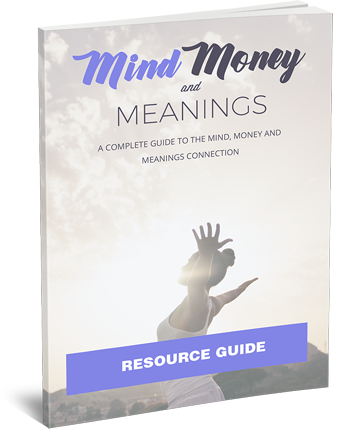 Mind, Money and Meanings Resource Cheat Sheet