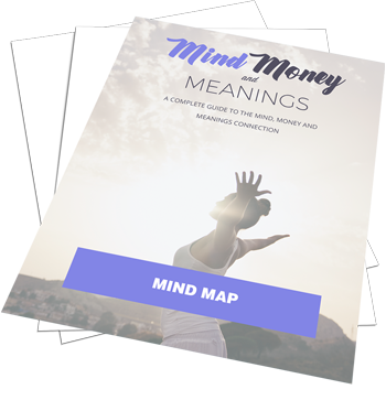 Mind, Money and Meanings Mind Map