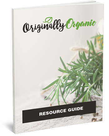 Originally Organic Resource Cheat Sheet