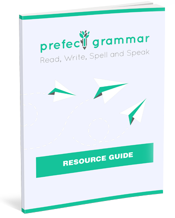 Perfect Grammar Resource Cheat Sheet