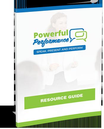 Powerful Performance Resource Cheat Sheet