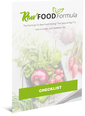 Raw Food Formula Checklist