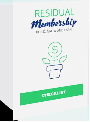 Residual Membership Checklist