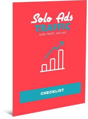 Solo Ads Traffic Checklist