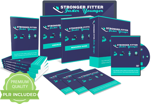 Stronger Fitter Faster Younger