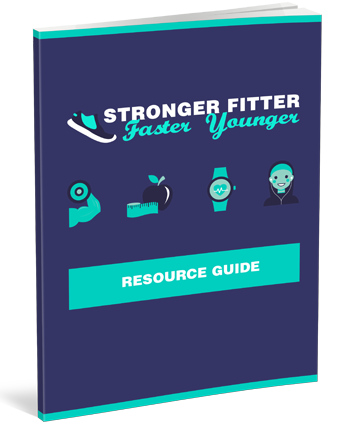 Stronger Fitter Faster Younger Resource Cheat Sheet