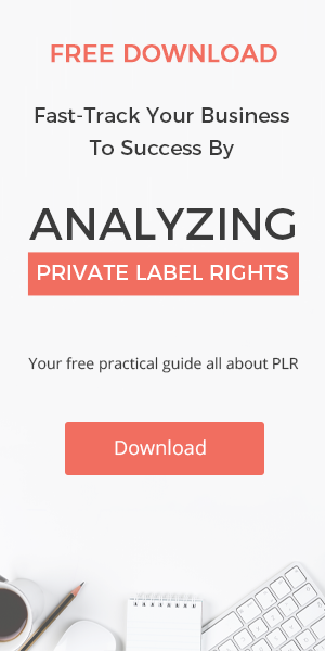 Analyzing Private Label Rights